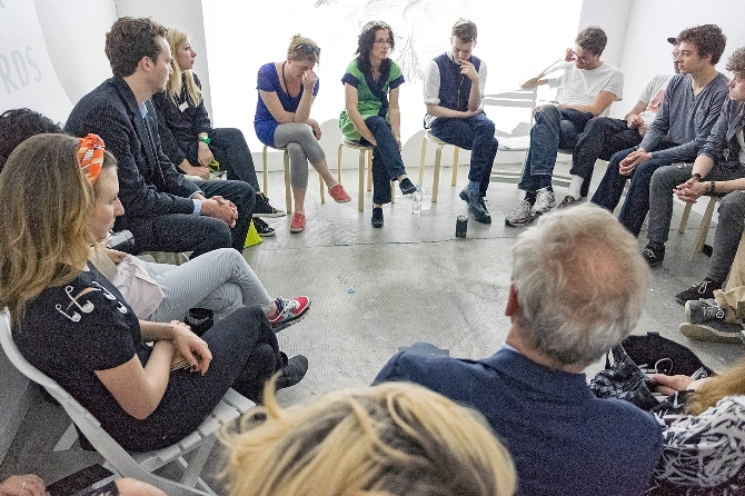 De Appel Arts Centre Amsterdam - The Gallerist Programme